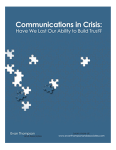 FREE E-BOOK: Communications in Crisis